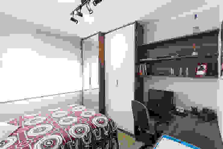 ECP | Dormitório Quartos minimalistas por Kali Arquitetura Minimalista