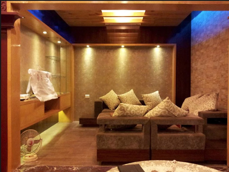 Sogani's Residence Classic style living room by JJ Architect Classic