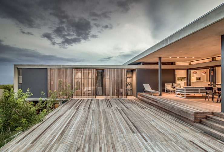 Umhlanga house 7 Modern houses by bloc architects Modern
