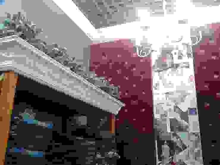 Industriale Geschäftsräume & Stores von Яна Васильева. дизайн-бюро ya.va Industrial