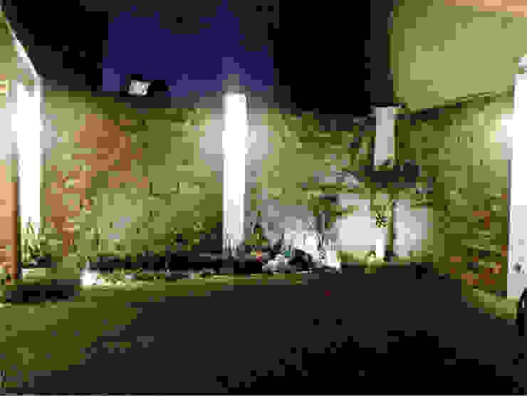 Jardines modernos de Arqca Moderno