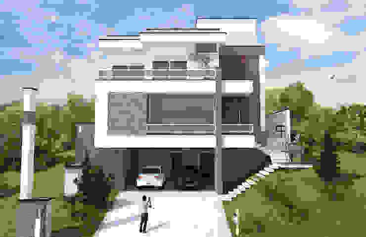 Residência - I & L projetos26 Casas modernas