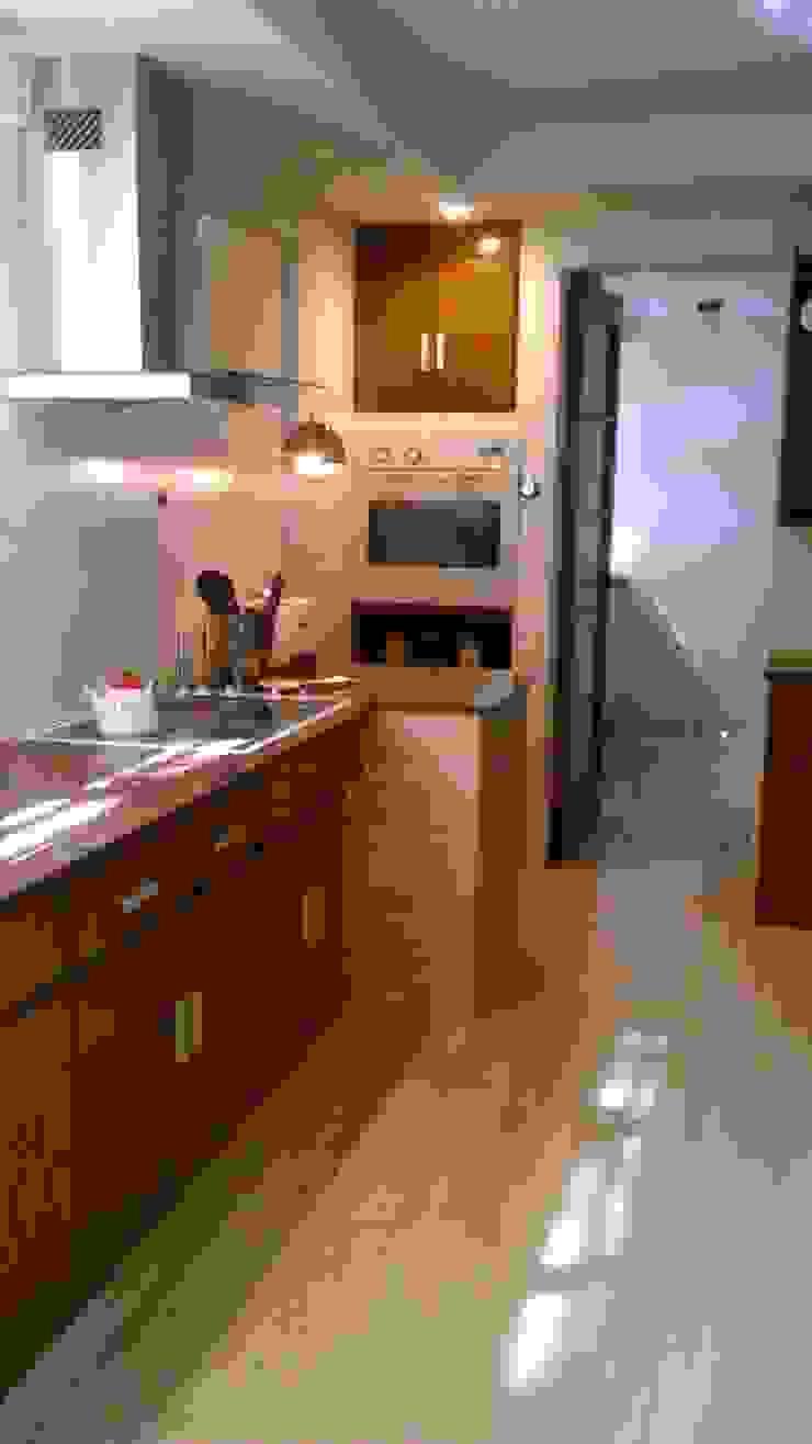 Vivienda particular- remodelacion Cocina de Estudio Dossier Interior