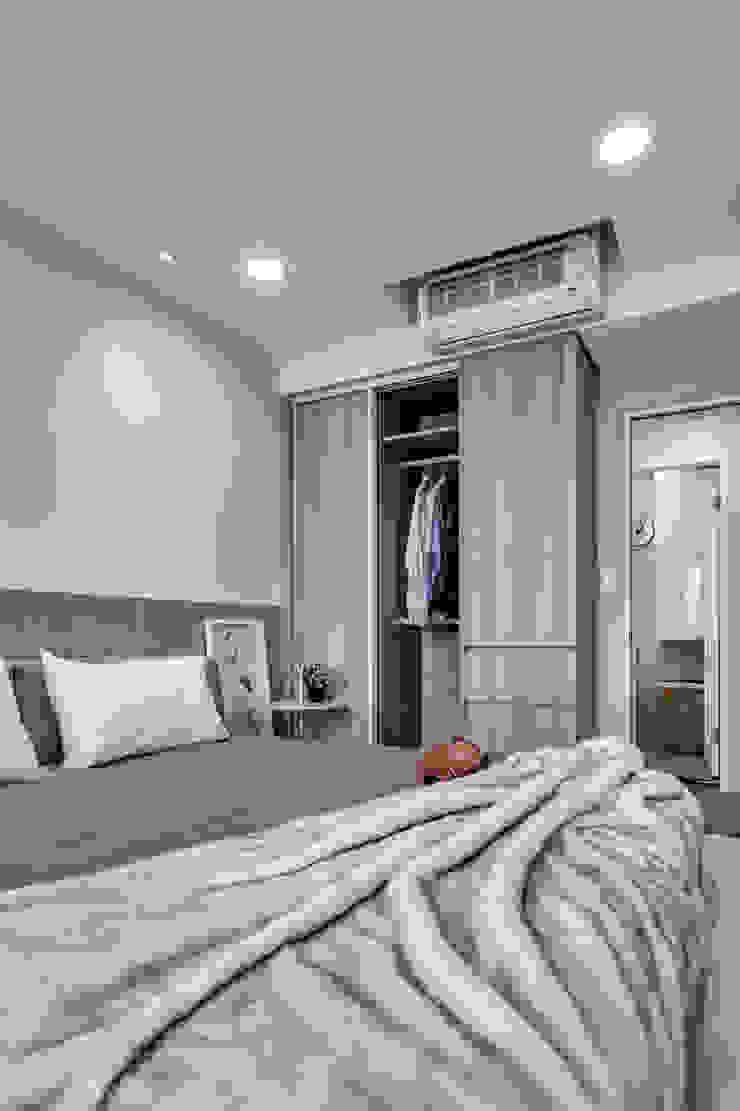 微型日光宅/C Residence Treasure Apartment 根據 爾聲空間設計有限公司 現代風