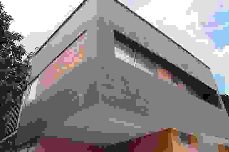 Vivienda unifamiliar-privada Casas modernas de Le.tengo Arquitectos Moderno