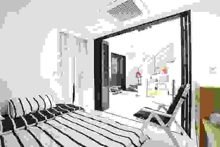 수하우징 프로젝트 A 모던스타일 침실 by 수하우징 모던
