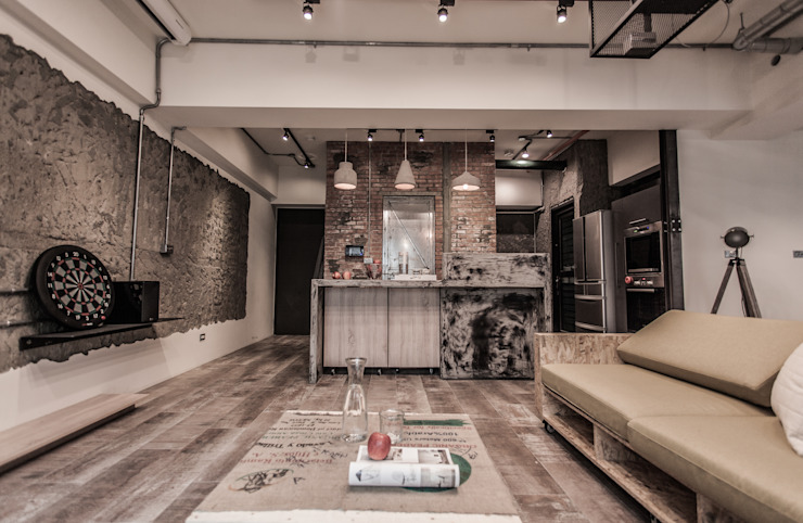 竹東 PC House 丰墨設計 | Formo design studio 庭院