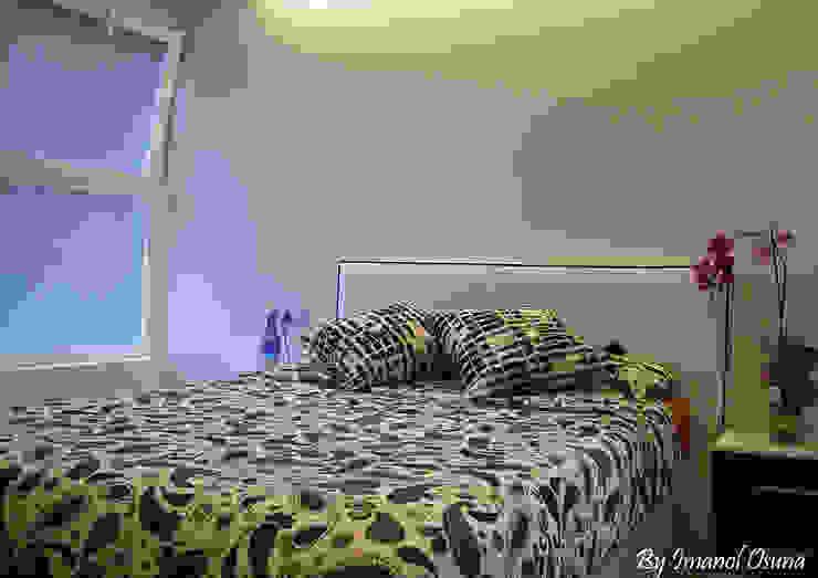 Dormitorios de estilo minimalista de POLITA proyectos y reformas Minimalista