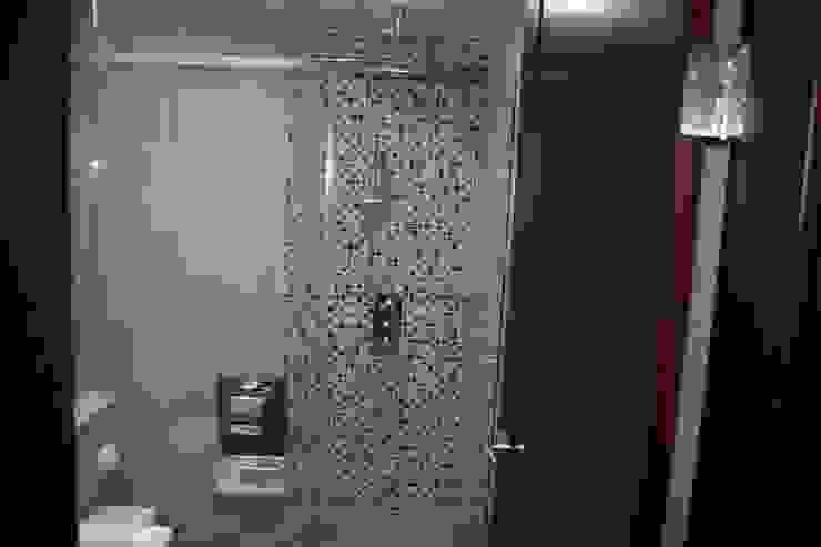 용산 리첸시아 모던스타일 욕실 by DECORIAN 모던