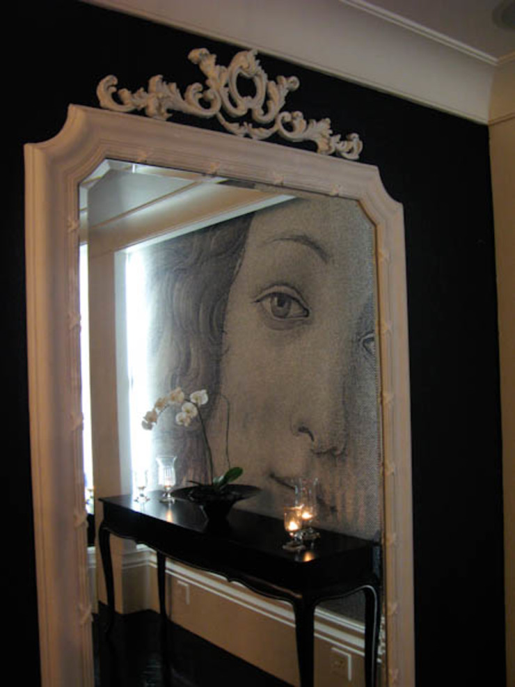 Cape Royale Spa: classic  by Robin Sprong Wallpaper, Classic Paper