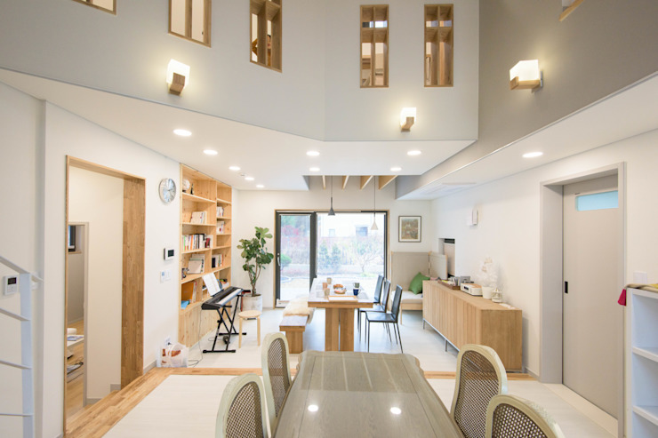 Ruang Keluarga Modern Oleh homify Modern Kayu Wood effect