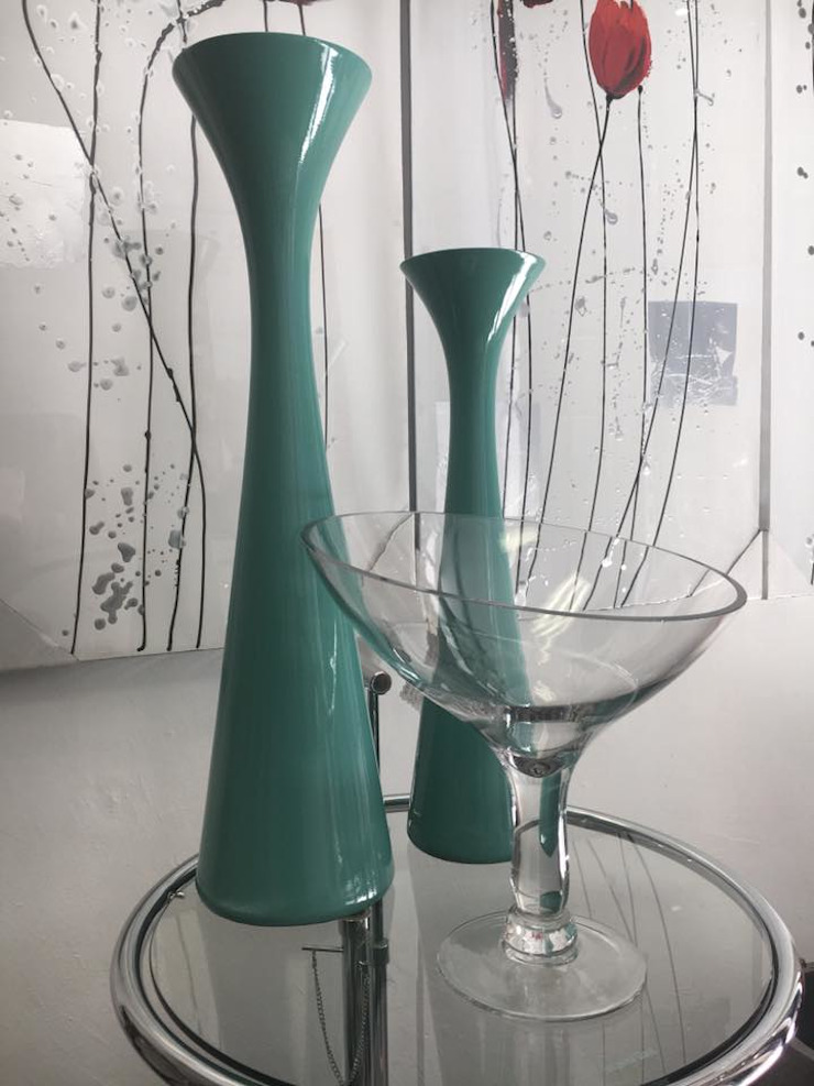 Showroom Displays: modern  by Glamour Shadow Interiors (Pty) Ltd, Modern Glass
