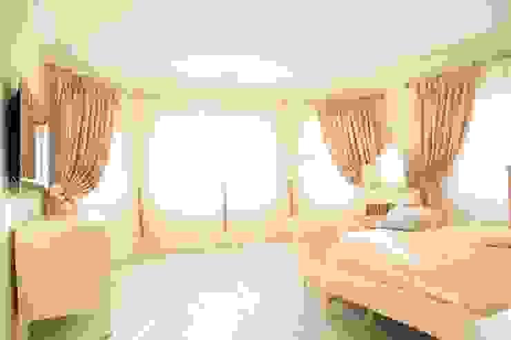 OHY Evi Sunflower Sitesi Modern Yatak Odası homify Modern