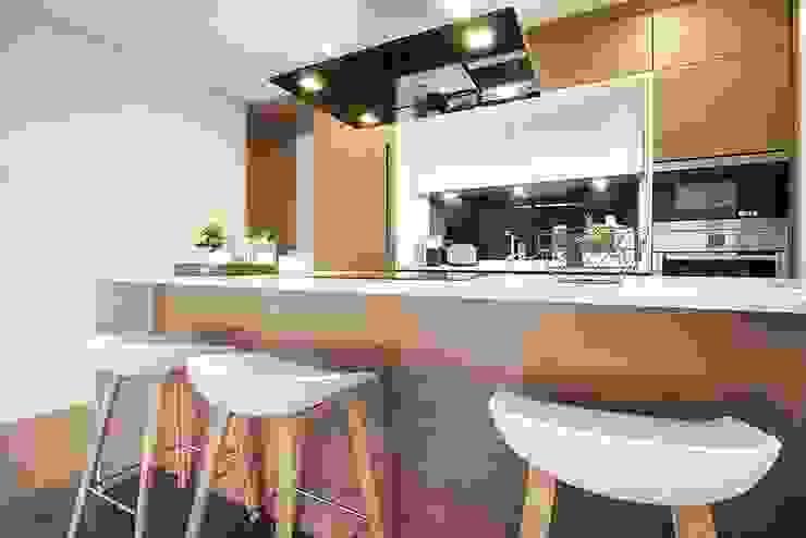Línea 3 Cocinas Madrid Modern kitchen