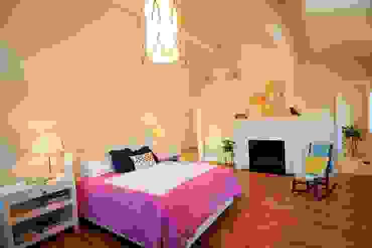 Chandler Project - Master Bedroom Modern Bedroom by New Leaf Home Design Modern