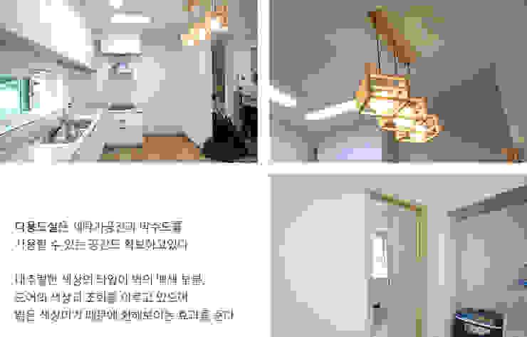 Classic style kitchen by 지성하우징 Classic