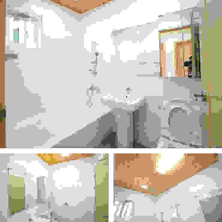 Classic style bathroom by 지성하우징 Classic