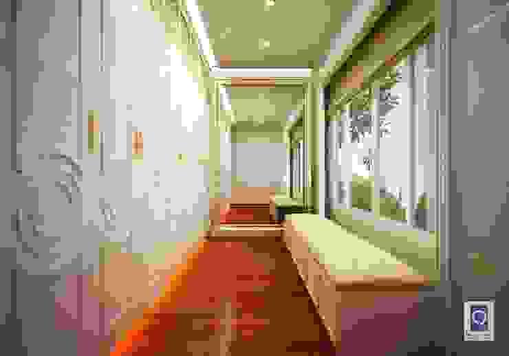 Paisajismo de interiores de estilo  por ริชวัน กรุ๊ป,