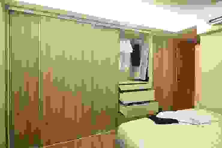 北市 北投 Hsu residence 双設計建築室內總研所 臥室