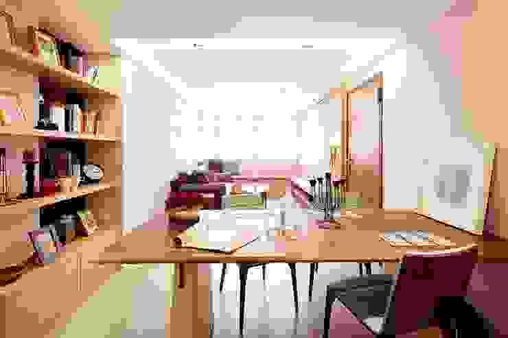 北市 北投 Hsu residence 根據 双設計建築室內總研所 北歐風