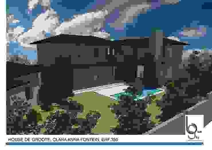 HOUSE DE GROOTE—Clara Anna Fontein, Durbanville by BLUE SKY Architecture