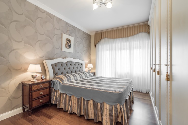Bedroom by Facile Ristrutturare, Classic