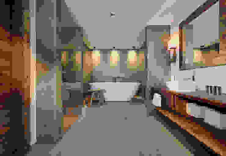 Baños de estilo rural de Go Interiors GmbH Rural