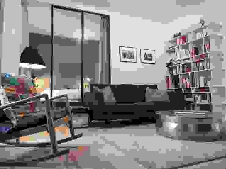 Moderne Wohnzimmer von Xavier Lemoine Architecture d'Intérieur Modern