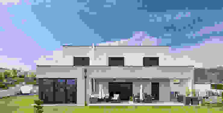 現代房屋設計點子、靈感 & 圖片 根據 WimbergerHaus 現代風
