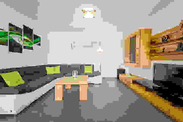 غرفة المعيشة تنفيذ WimbergerHaus
