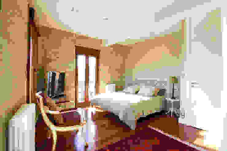 Dormitorio NAM ARQUITECTOS SLP Dormitorios rústicos