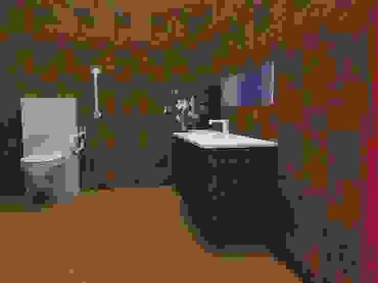Estudio de Diseño Interior BathroomToilets