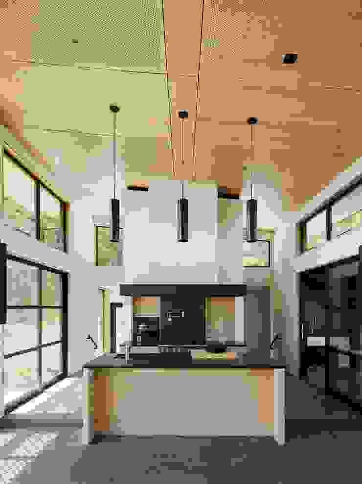 Healdsburg I Modern Kitchen by Feldman Architecture Modern