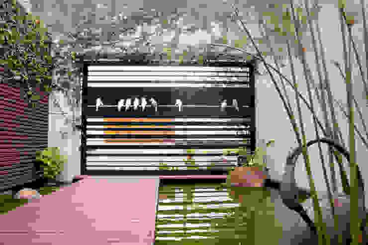 根據 AOJ | Architecture & Interiors 現代風