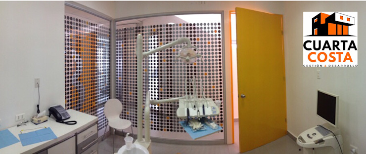 Clínica dental OPH de Cuarta Costa Moderno