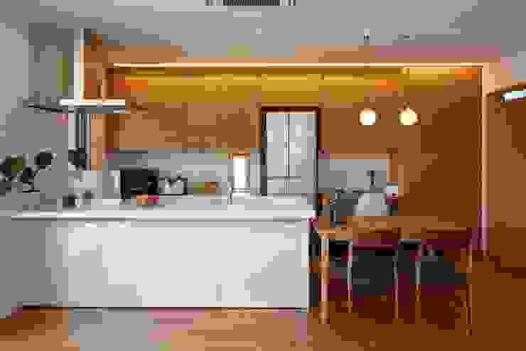 من stage Y's 一級建築士事務所 حداثي خشب Wood effect
