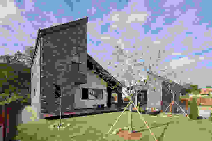 房子 by 건축사사무소 재귀당