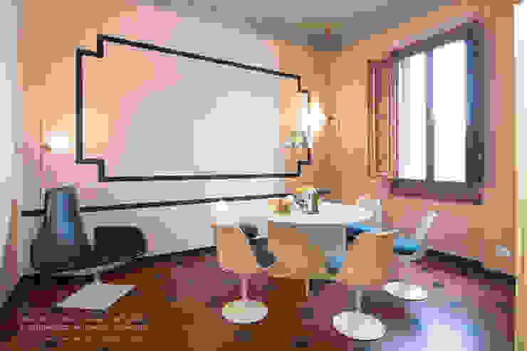 Salle à manger originale par Rachele Biancalani Studio Éclectique