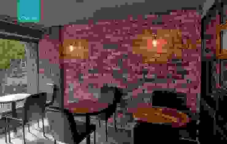 Doğancı Dış Ticaret Ltd. Şti. Dinding & Lantai Modern Batu Bata