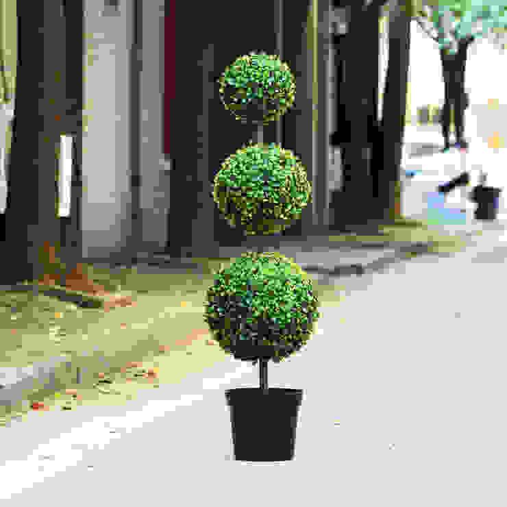 Artificial Spiral Trees Modern garden by Sunwing Industries Ltd Modern Plastic