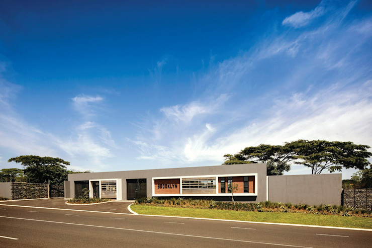 Sphere Design & Architecture Maisons modernes