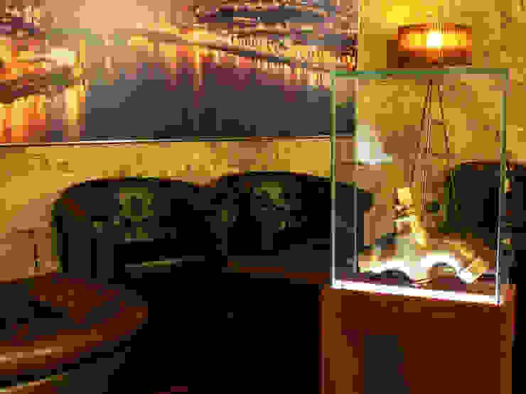 Sala de provas da Vasconcellos Adegas clássicas por Área77 - arquitectura, engenharia e design, lda Clássico