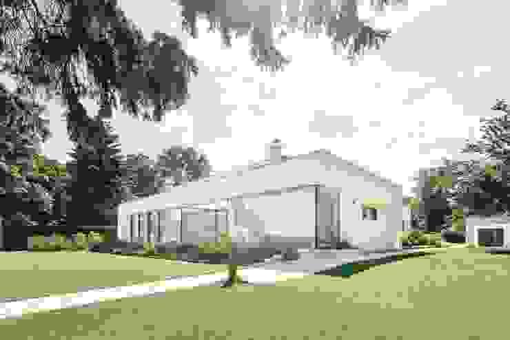 Haus am See 1 Moderne Häuser von Burckhardt Metall Glas GmbH Modern