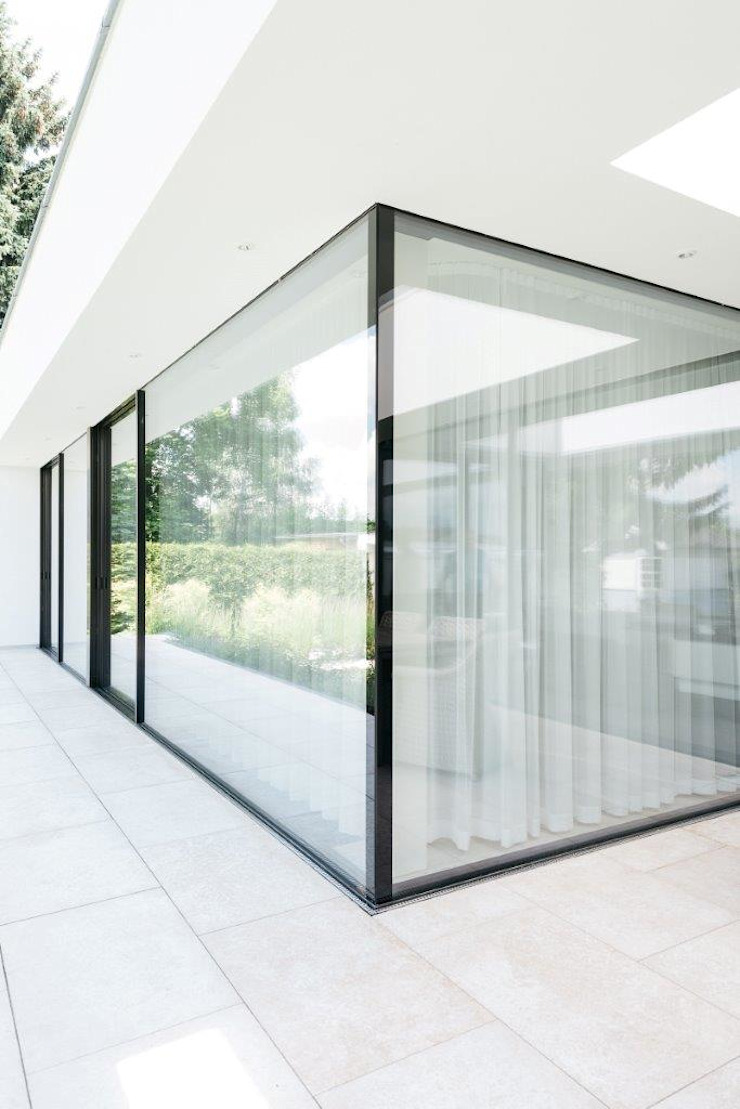 Burckhardt Metall Glas GmbH Pintu & Jendela Modern