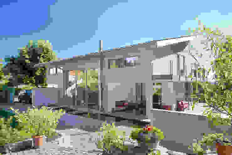 EFH Bauten Moderne Häuser von Burckhardt Metall Glas GmbH Modern