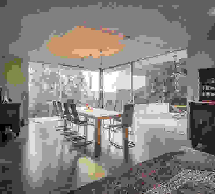 Burckhardt Metall Glas GmbH Ruang Makan Modern