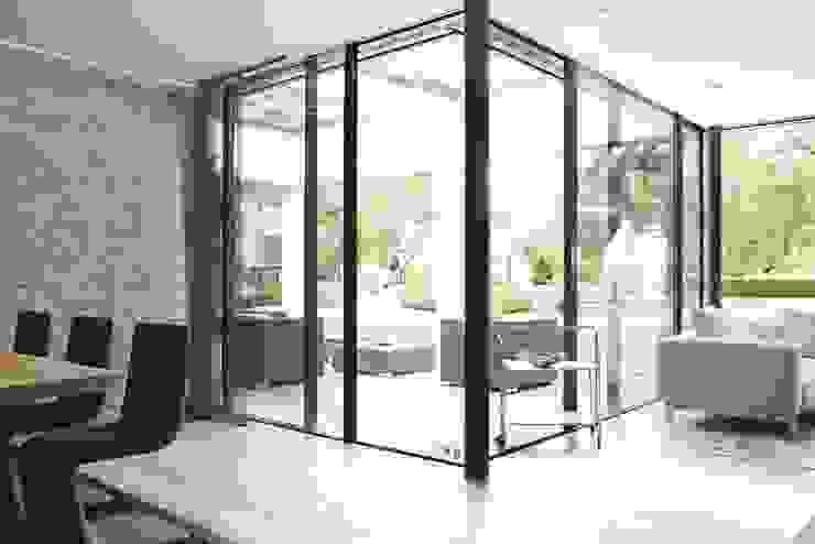 Burckhardt Metall Glas GmbH Modern Windows and Doors