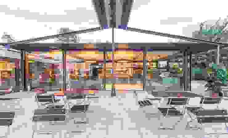 Burckhardt Metall Glas GmbH Finestre & Porte in stile moderno
