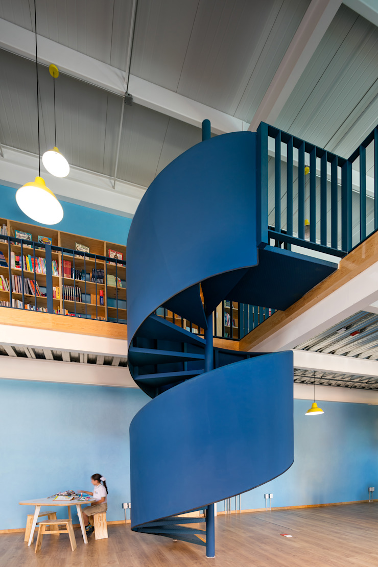 Gimnasios domésticos de estilo moderno de ARO estudio Moderno