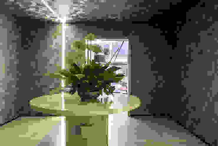 Modern Corridor, Hallway and Staircase by Carpaneda & Nasr Modern